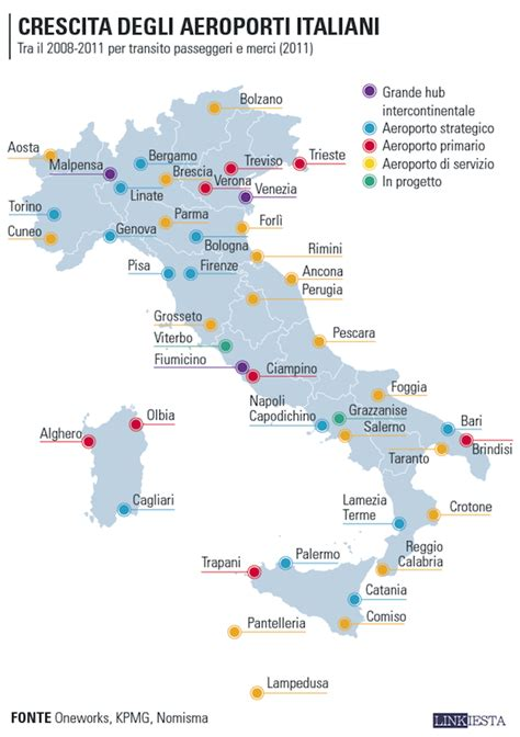 Porti Pescherecci Italiani by L Insostenibile Lusso Italiano Di Un Aeroporto Ogni 50 Km