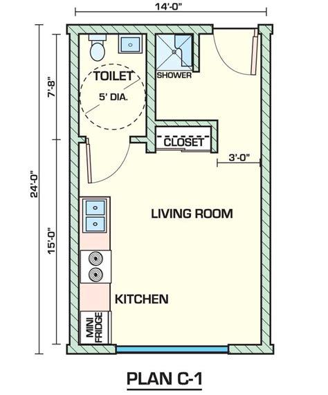 creative small studio apartment floor plans and designs
