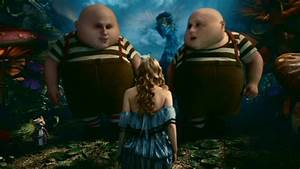 Pics For > Tim Burton Alice In Wonderland Characters
