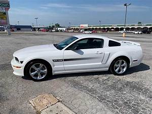 5th Gen White 2007 Ford Mustang Gt 5spd Manual For Sale