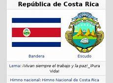 Banderas de Costa Rica
