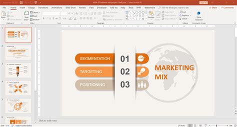 marketing mix stp positioning powerpoint template fppt
