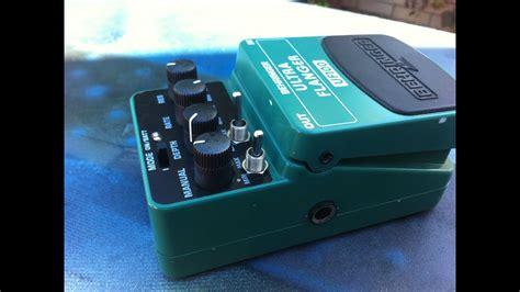 Behringer Am100 Uf 100 cbmods circuit bent behringer uf 100 flanger effects pedal