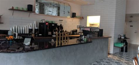 It is an icon with title. Build-Outs Of Summer: Congregation Coffee Roasters In New ...