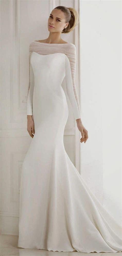 simple elegant wedding dresses  wedding