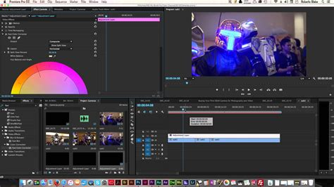 Premiere Pro Color Correction Tutorial With Fast Color