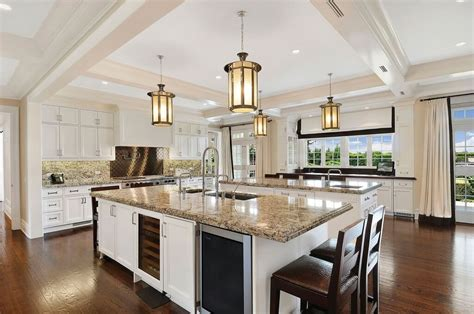 30 Custom Luxury Kitchen Designs That Cost More Than $100,000. Granite Topped Kitchen Island. Kitchen Islands For Small Kitchens Ideas. Decorate Small Kitchen. Kitchen Tables And Chairs For Small Kitchens. Grey And White Kitchen Cabinets. Kitchen Island Industrial. Small Space Kitchen Living Room Design. Images Of Small Kitchen Cabinets