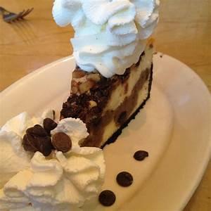 Chocolate Chip Cookie - Dough Cheesecake, Cheesecake Facto ...