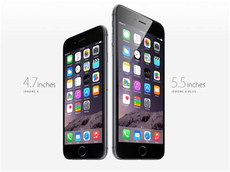 apple next iphone the apple iphone 6 and iphone 6 plus arrived
