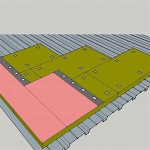 Laine De Roche Anti Feu : isolation laine de roche des toitures terrasses toitures ~ Dailycaller-alerts.com Idées de Décoration