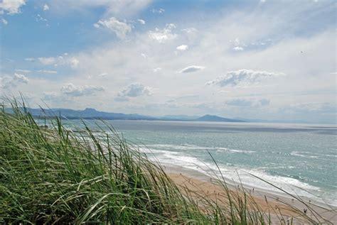 chambre d hotes cote basque photo de la plage de la côte des basques à biarritz