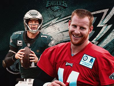 carson wentz signs  contract extension   eagles