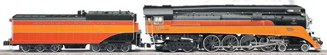 lionel o guage western pacific gs 4 class southern pacific daylight legacy scale 4 8 4 gs 4 4436