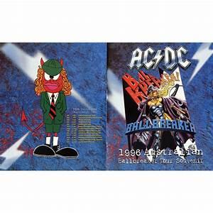 Ballbreaker [1996, Albert, Tour Souvenir] - AC / DC mp3 ...