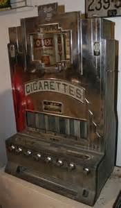 Rowe Cigarette Vending Machine