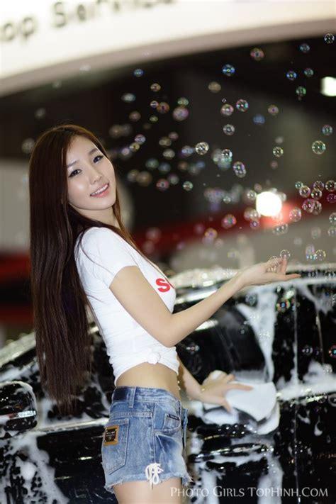 Ngắm Lee Ji Min Hot Girl Hàn Quốc Chân Dài Cực Xinh