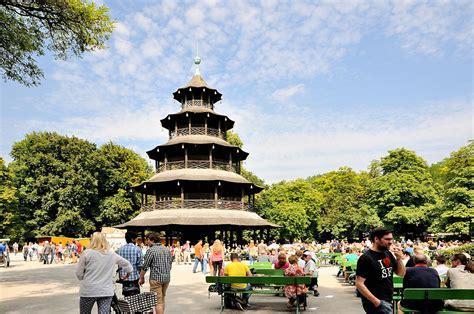 Englischer Garten Bilder by Restaurant Und Biergarten Am Chinesischen Turm餐厅攻略