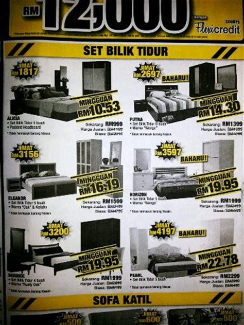 set bilik tidur johor bahru desainrumahidcom