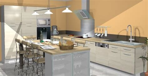 id馥 agencement cuisine emejing idee agencement cuisine images awesome interior home satellite delight us