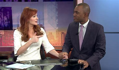 wgn morning news erin mcelroy and demetrius ivory talk about their wedding wgn tv