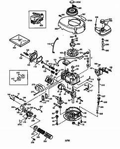 Craftsman Gt 3000 Engine Diagram  U2022 Downloaddescargar Com