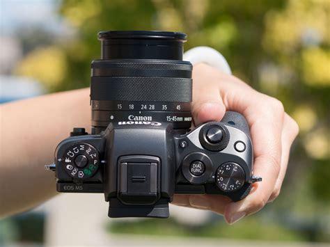 Modern Mirrorless: Canon Eos M5 Review: Digital