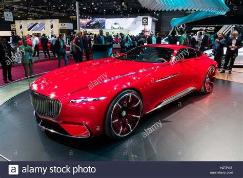 Maybach 6 Concept Electric All Wheel