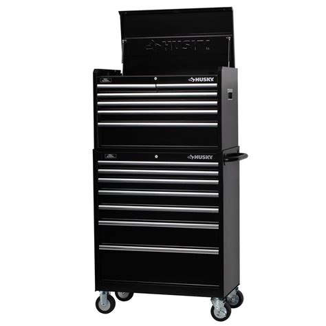 husky tool storage cabinets milwaukee 30 in 12 drawer steel tool storage chest and