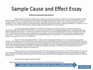 Essay On Health Care Reform Cause And Effect Essay Rising Divorce Rate High School Essay Example also English Essays Topics Cause And Effect Essays On Divorce Essay Holiday Past Tense Examples  Teaching Essay Writing High School