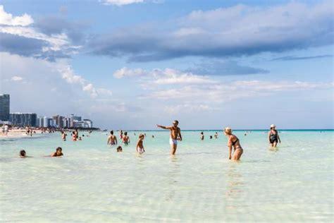 miami beach strand der traeume merian