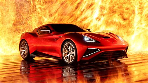 Icona Vulcano 2018 Wallpapers And Hd Images Car Pixel