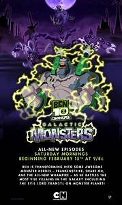 BEN 10 Returns to Cartoon Network in GALACTIC MONSTERS ...