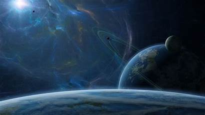 Space Planetary Wallpapers Stars 2k Planet Rings