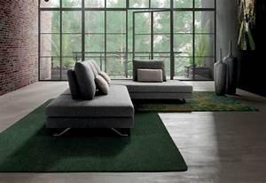 Divano design Openspace, divano con schienali che si sposta SOFA CLUB DIVANI Treviso