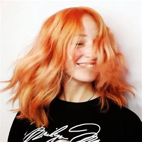 hair trend alert blorange