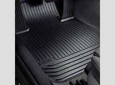 51470439164X Genuine BMW Rubber Floor Mats E82E88
