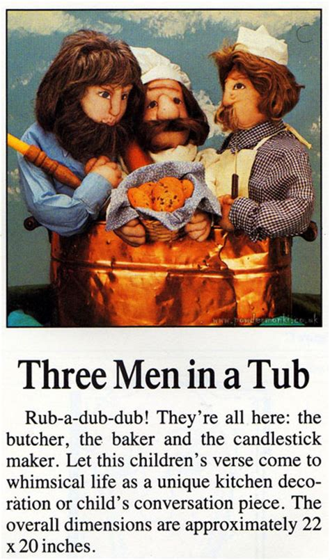 who are the three in the tub the great crafts books 1982 1985 retro musings