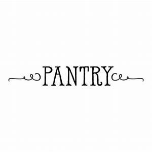 Harman Pantry W... Pantry Quotes
