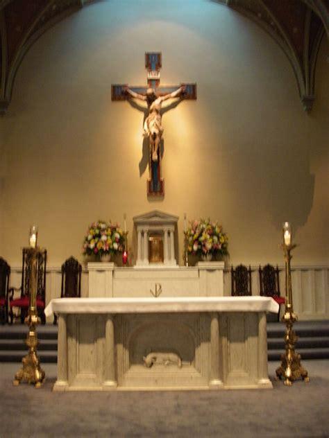 filest marys catholic church altar alexandria vajpg