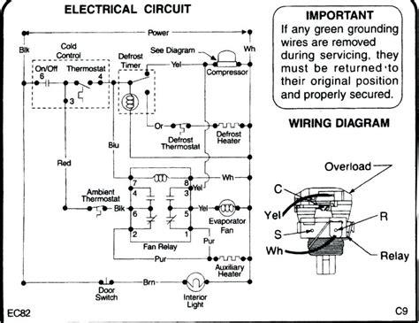refrigerator wiring diagram explanation refrigerator wiring diagram explanation wiring diagram