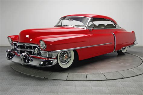 Cadillac 61 Coupe 1950 4k Ultra Hd Wallpaper