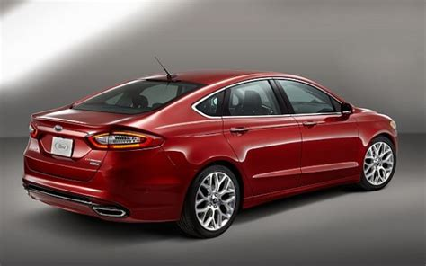 2015 Ford Fusion Review And Price, Hybrid, Release Date