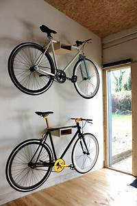 Support Velo Garage : best 25 bicycle storage ideas on pinterest bike storage ~ Melissatoandfro.com Idées de Décoration