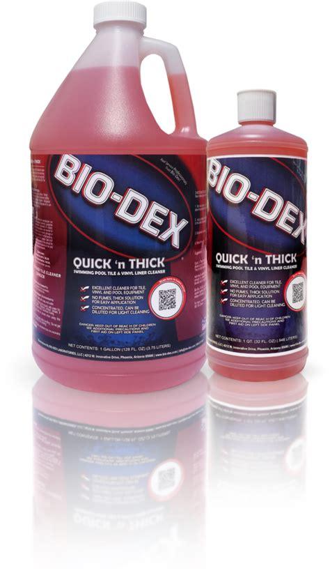 n thick bio dex laboratories llc