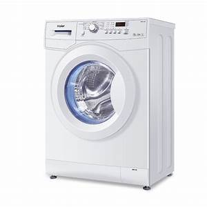 Haier Washing Machine 7kg Abt 1400 Rpm White A   Front