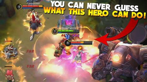 New Hero Jawhead Gameplay! (most Op Skill Ever?) Mobile