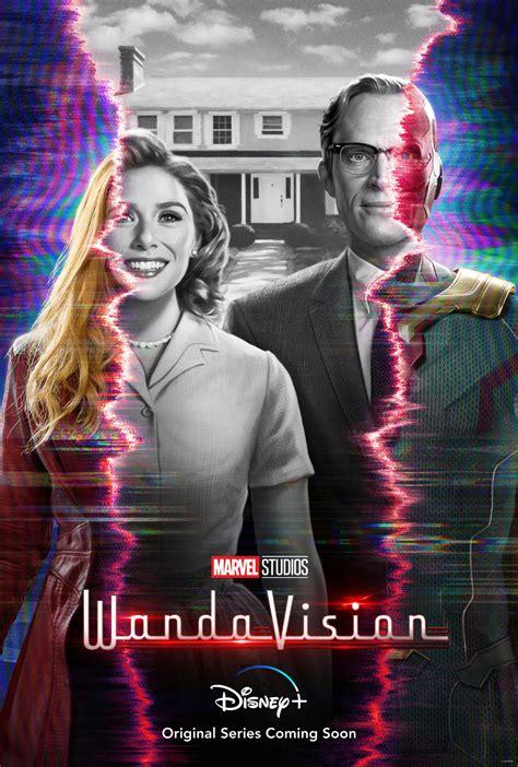 wandavision trailer poster     world cosmic