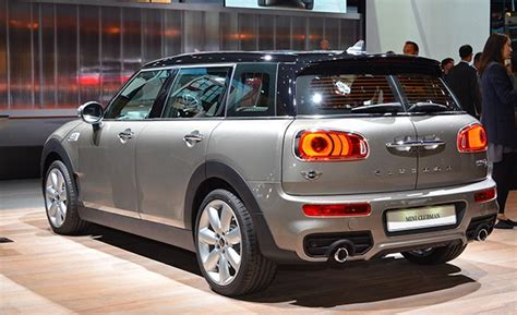 2016 Mini Clubman Revealed  News  Car And Driver