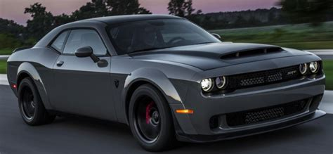2019 Dodge Challenger Demon Hunter Specs And Price
