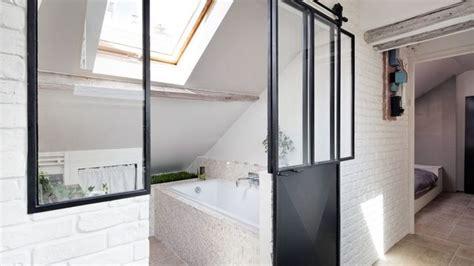 salle de bain sous comble 9647 salle de bain sous combles 5 exemples bien am 233 nag 233 s c 244 t 233 maison
